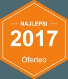 Najlepsi 2017 Oferteo